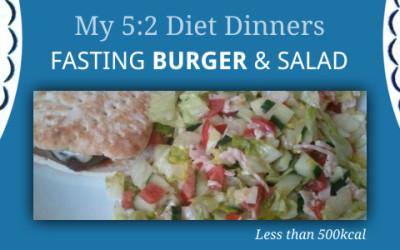 dinners burger